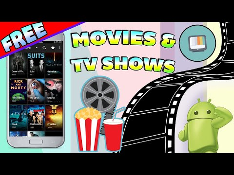 How To Watch And Download New Movies/TV Show For Free On Android And Tablets - 2017 APK