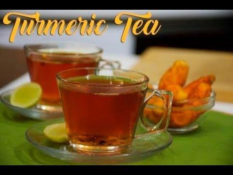 Turmeric Tea | Tea Story | Chef Harpal Singh Sokhi