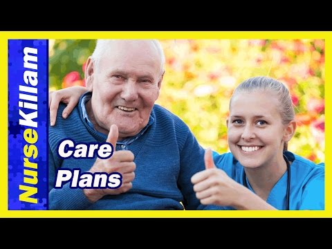 How to write a Nursing Care Plan: Overview
