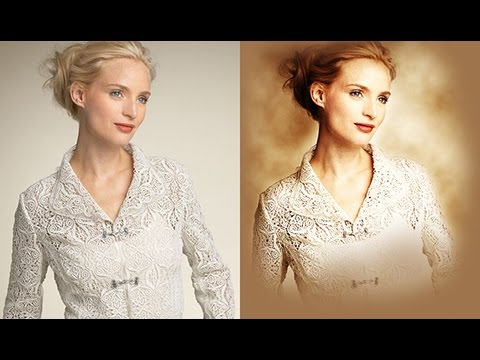 How to Create Sepia Tone in Photoshop