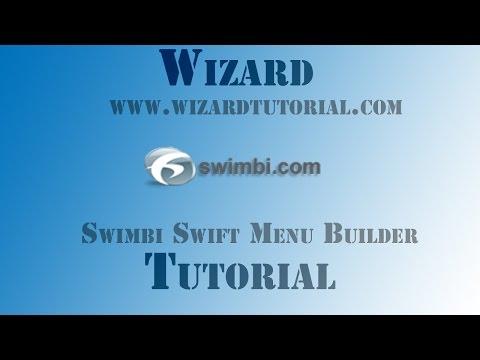 Swimbi Tutorial: How To Build A CSS Menu With Swimbi