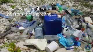 Maldives Plastic Pollution