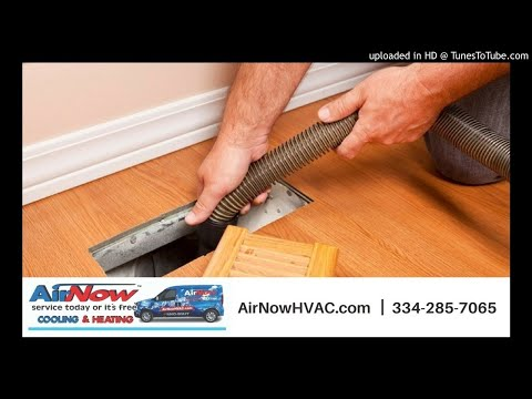 AIRNOWLIVESPRING3_Why you Should get your Air Ducts Cleaned