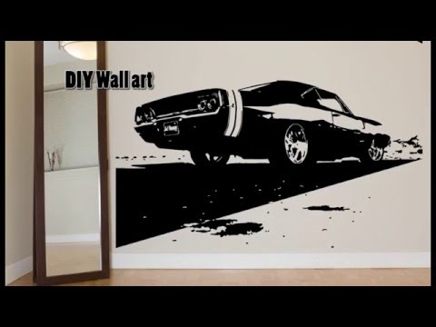 DIY Wall art 2
