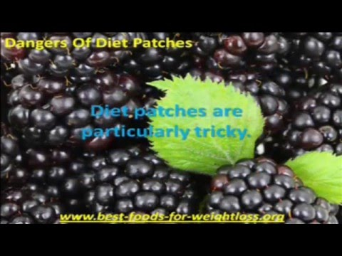 dangers of diet patches