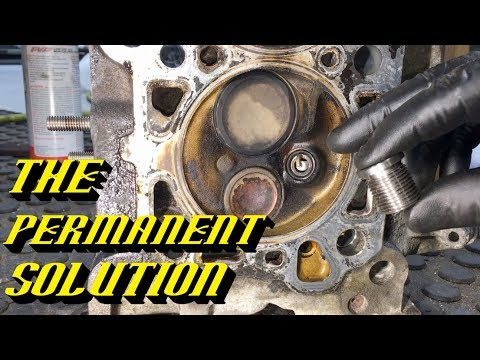 Ford 4.6L 5.4L 6.8L 2v Triton Engines: Blown Out Spark Plug Repair **UPDATE**