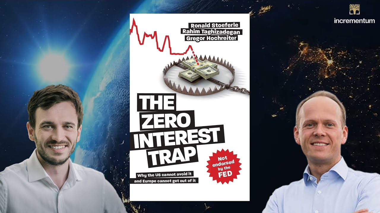 The Zero Interest Trap - Peter Young talks to Ronnie Stöferle
