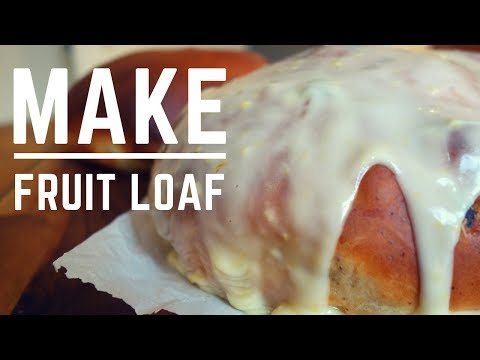 How to Make Fruit Loaf with a KitchenAid (Hot Cross Buns)