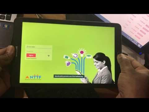 How to Unlock Samsung Galaxy Tab E SM-T561 Locked By NTTF | MDM ?