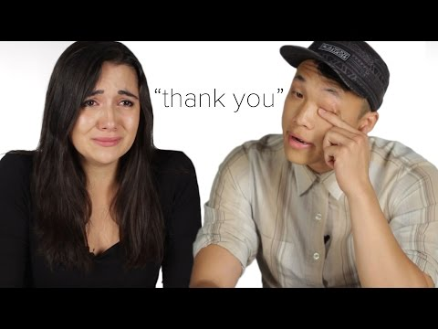 Children Of Asian Immigrants Reveal Sacrifices Their Parents Made