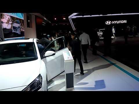 Hyundai Motor India  @ Auto Expo 2018
