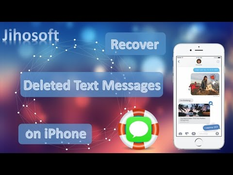 [2017 New] Quickly Retrieve Deleted Text Messages on iPhone 7/6S/6/5S/5/SE