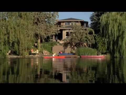 Riverfront Vacation Home in Bend
