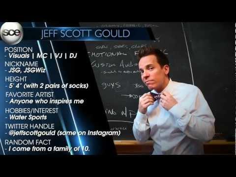 SCE Event Group - JEFF SCOTT GOULD - BIO