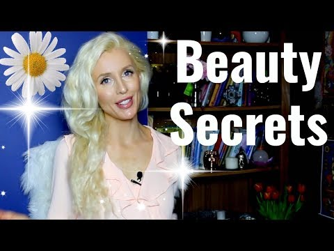 How To Be BEAUTIFUL/My 5 Top BEAUTY TIPS