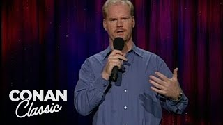 Jim Gaffigan On Hanging Out With Beautiful People quotLate Night With Conan O39Brienquot