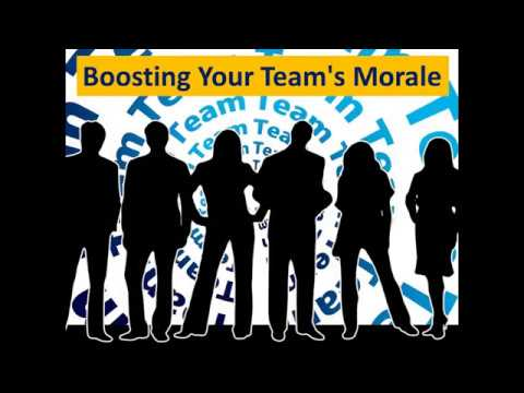Great Ideas to Increase Employee Morale