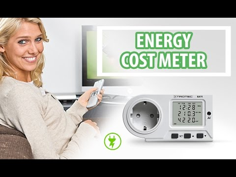 Energy Cost Meter to Monitor power consumption in home and office - Model BX11 | VackerGlobal