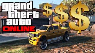 Grand Theft Auto 5 Online Getunter Sandking Xl 100 Fundort