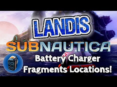 Battery Charger - Subnautica Guides (ZP)