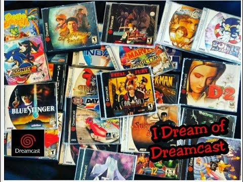 i Dream of Dreamcast | Dreamcast Buying Guide | Sega Dreamcast Collection | Rare Dreamcast Games