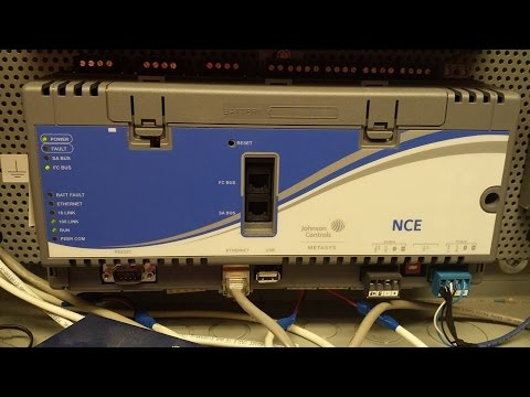 How to Access Johnson Controls NAE without knowing IP Address