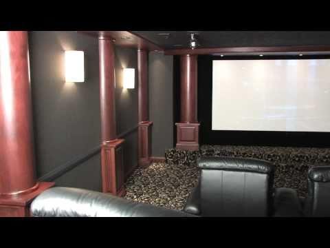 Indianapolis Custom Home Theater -Thomas J. Pearson, Inc.
