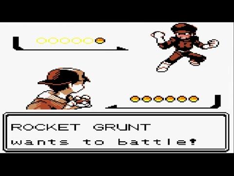Pokémon Gold and Silver - Team Rocket Battles in Slowpoke Well (Part 34)