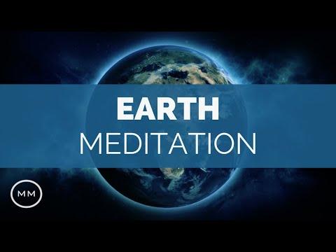 Earth Meditation - 7.83 Hz - Schumann Resonance - Meditation Music - Binaural Beats (v.2)