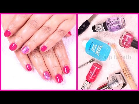 How to Do Perfect Salon Manicure At Home