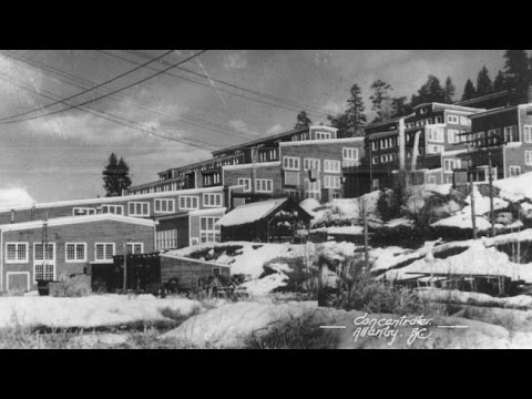 Allenby - Ghost Town near Princeton BC