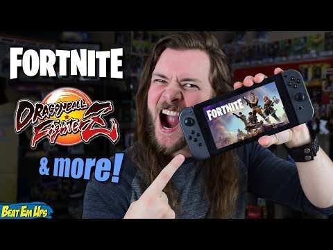 FORTNITE ON SWITCH! I WAS RIGHT!