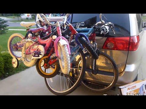 Allen Bike Rack Review - Low Cost, Excellent Bike Carrier