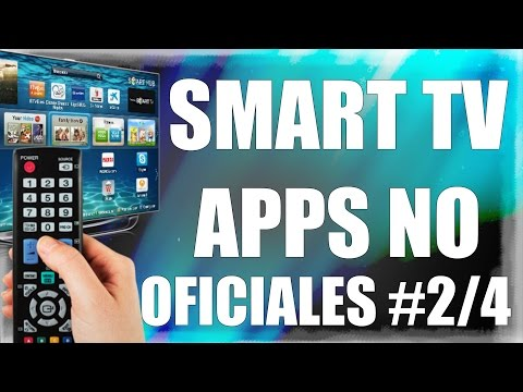 [2] REVIEW APPS no oficiales TV SMART SAMSUNG - FREE TV GRATIS - unofficial apps
