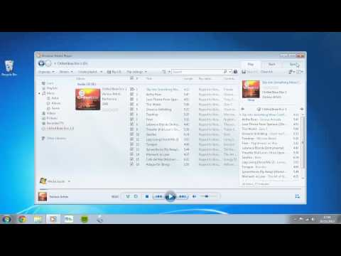 How to.. Rip CD from windows to android device