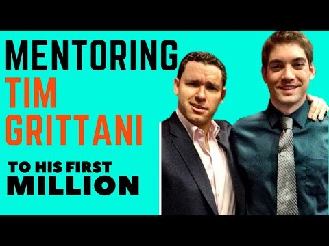 Mentoring Tim Grittani to His First Million Trading Penny Stocks