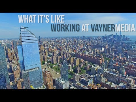 What it's like to work at Vaynermedia