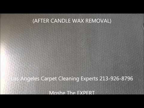 Carpet Cleaning | Candle Wax Removal Hollywood CA