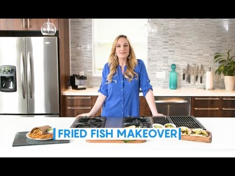 How to Make Baked Fish & Chips and Blackened Fish Tacos