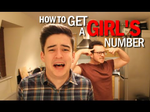 HOW TO GET A GIRL'S NUMBER | ceedpod