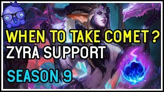 meilleur service 75872 8d844 SEASON 9 HOW TO PLAY ZYRA - SUPPORT COACHING IRON - League ...