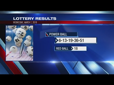 Did you win? Check out Wednesday night's Powerball winning numbers