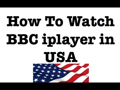 How to watch BBC iplayer in USA with this simple solution