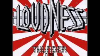 LOUDNESS = RUN FOR YOUR LIFE