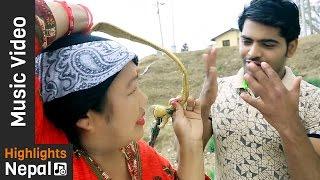 Dudhako Bhara   New Nepali Lok Song 2017/2074   Shiva Raj Devkota