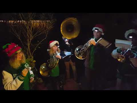 We Love Thousand Oaks High Band! A Very Merry Christmas To All!