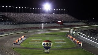 2013 World Long Drive Championship FINALS Las Vegas Motor Speedway - Total Package vs Blonde Bomber