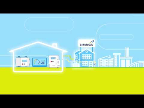 Smart meters: a simple and secure way to share meter readings