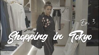 My Tokyo Shopping Spree! | Traveling with the Kid: Ep. 3 | Sydney McLaughlin