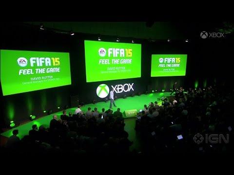 FIFA 15 Ultimate Team Legends Trailer - Gamescom 2014